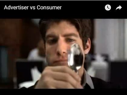 So true: relationships between the advertiser and the consumer