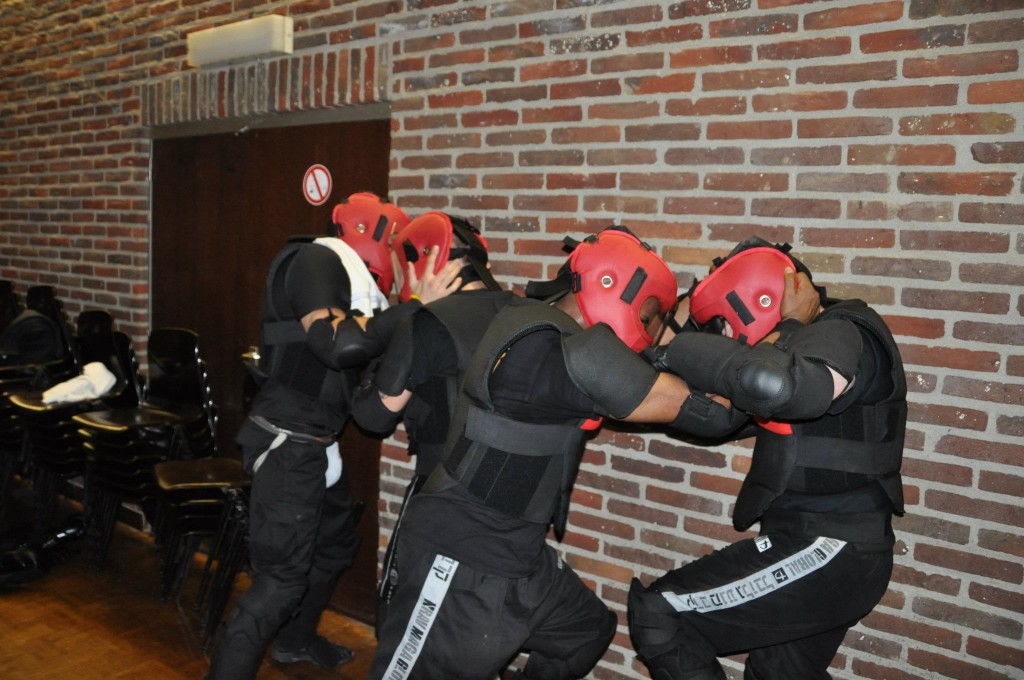 Always think Attack – what does self-defense have to do with management
